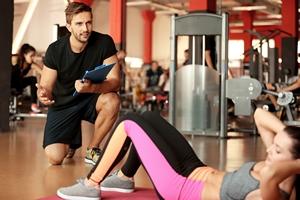 vægtøgning ved træning