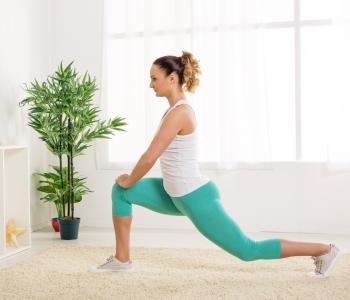 Visse øvelser kan lette menstruationssmerterne