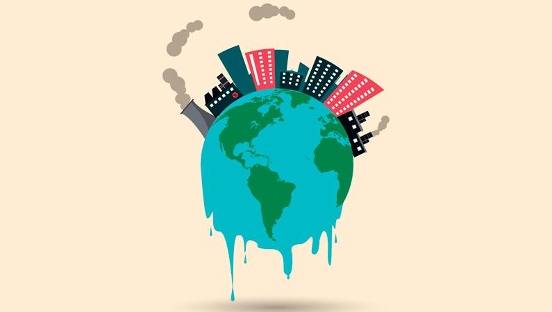 Globalopvarmning