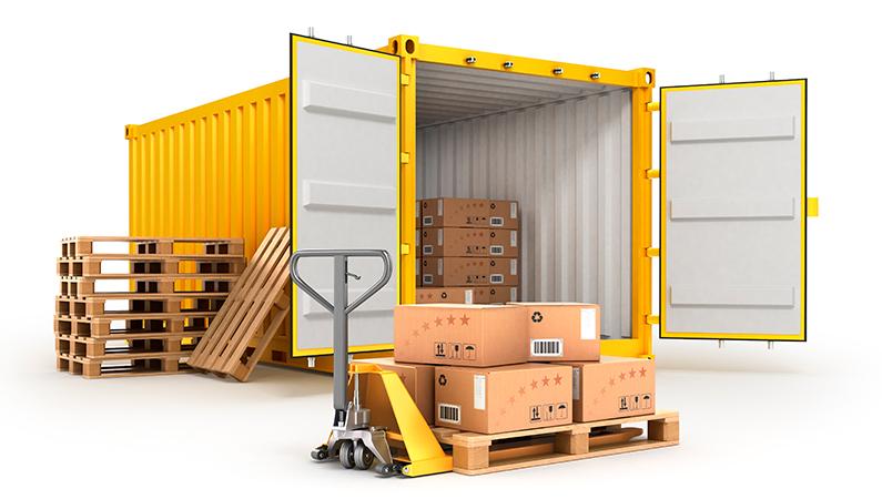 Lej en container til flytning