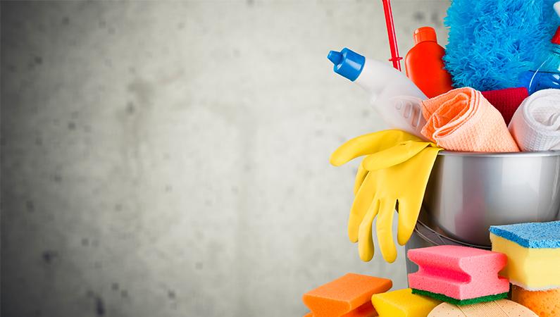 Gør dit hus rent hvis det skal sælges
