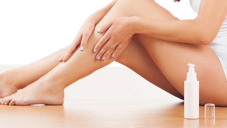Hold huden fugtig om sommeren