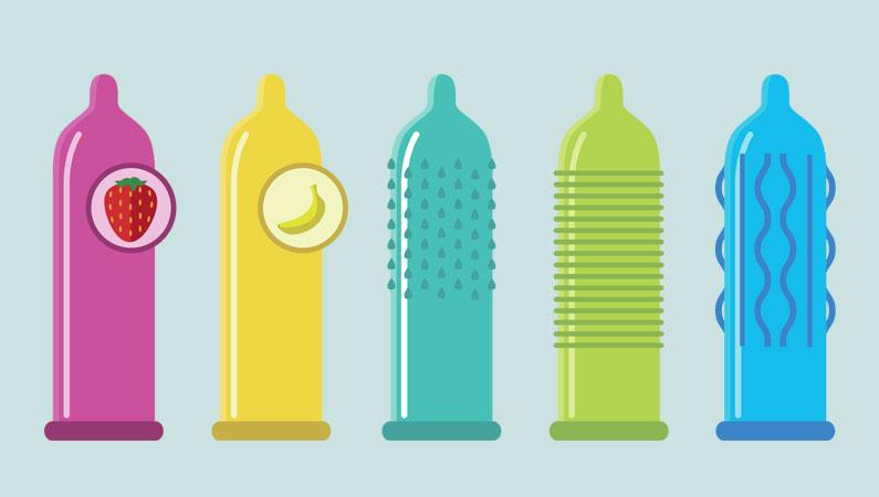 Kondomer med effekt