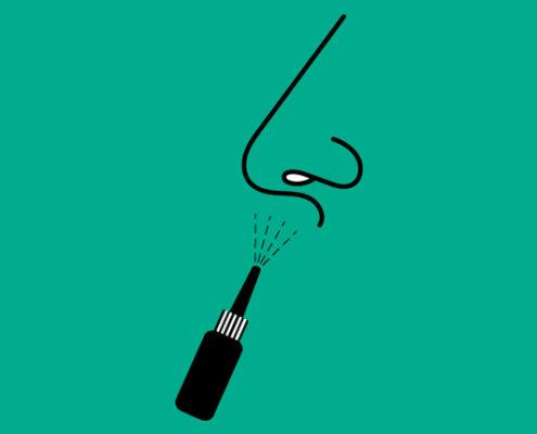 Gode råd til brug af næsespray