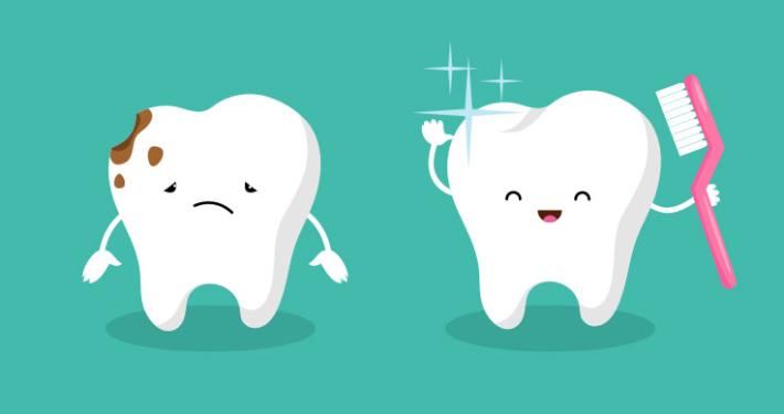 Undgaa-tandsygdomme-med-en-god-mundhygiejne