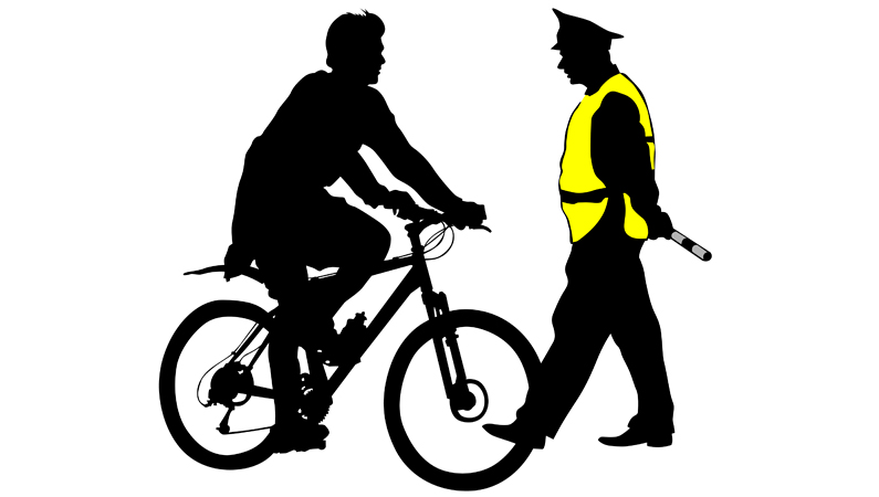 Cykl ikke i beruset tilstand