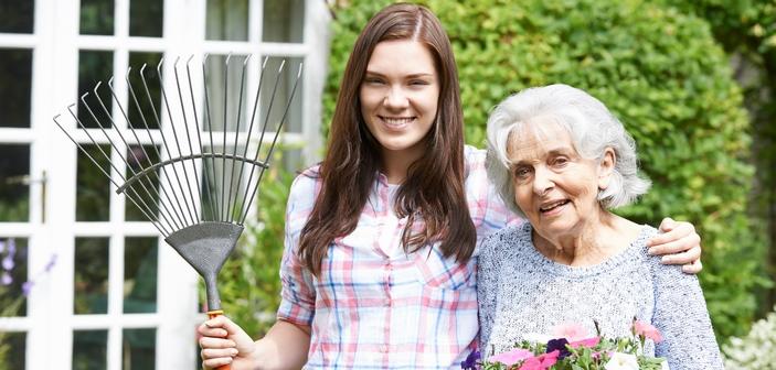 hjælp hinanden i familien med at håndtere gigt