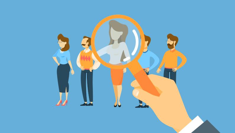Find den rette kandidat til jobbet