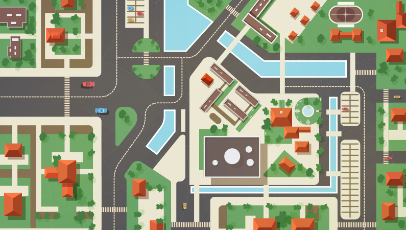 Lokalplan for byområde