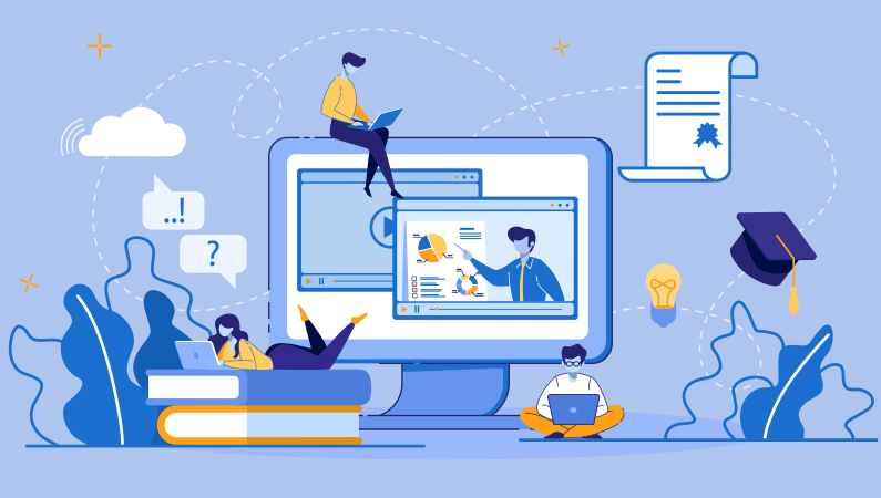Online uddannelse og kurser