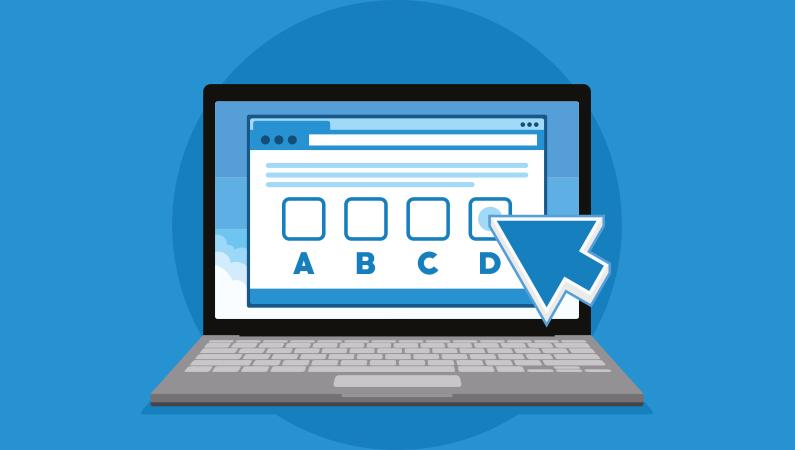 Tag en personanalyse online
