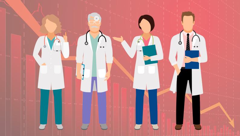 Danskernes tillid til læger falder